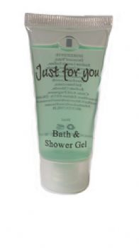 Just For You Bath & Shower Gel Miniatures